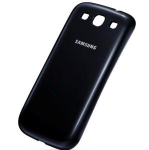 Galaxy S3 (I9300) Rear Cover – Black