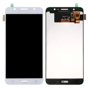 Galaxy J7 2016 (J710)  LCD and Digitizer Touch Screen Assembly – White