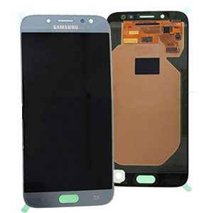 Galaxy J7 Pro 2017 (J730)  LCD and Digitizer Touch Screen Assembly – Silver