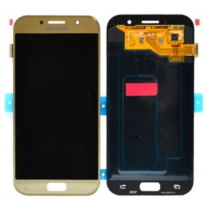 Galaxy A3 2017 (A320) LCD and Digitizer Touch Screen Assembly – Gold