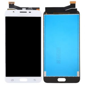 Galaxy J7 Prime (G610) LCD and Digitizer Touch Screen Assembly – White