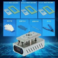 Cracked Back Cover Glass Remover Machine For IPhone 8 / 8 Plus / X Back Glass Separator Machine