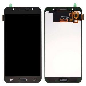 Galaxy J7 Pro 2017 (J730)  LCD and Digitizer Touch Screen Assembly – Black