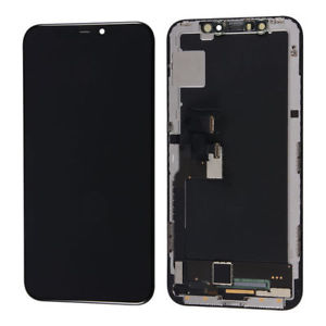 iPhone X LCD and Digitizer Touch Screen Assembly (OLED) GX – Black