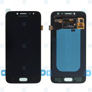 Galaxy J2 Pro (J250) LCD Display (Service Pack) – Black