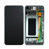 Galaxy S10e (G970) LCD and Digitiser Touch Screen Assembly (Service Pack) – Prism Green
