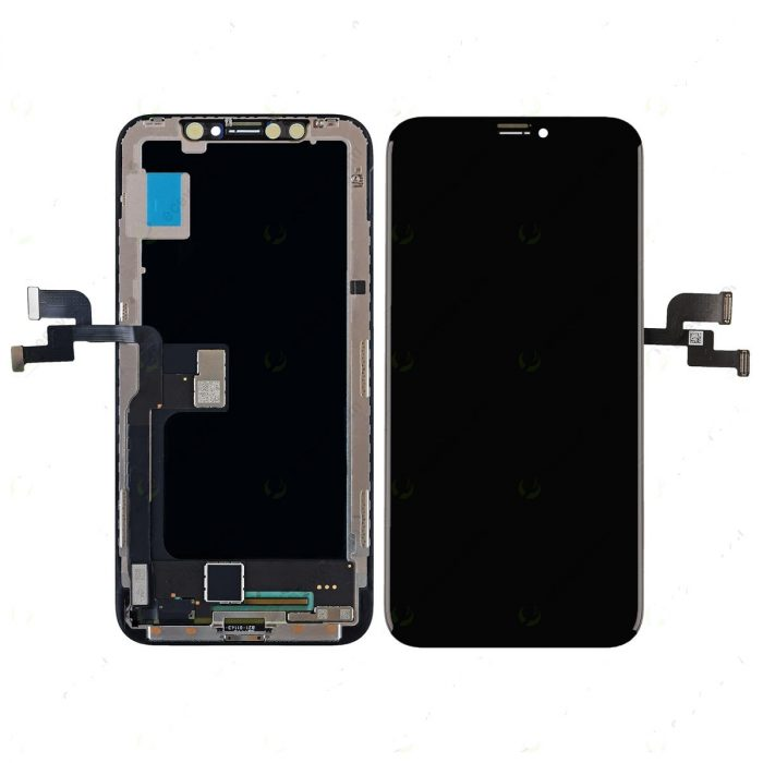 iPhone X LCD and Digitizer Touch Screen Assembly GX HARD OLED