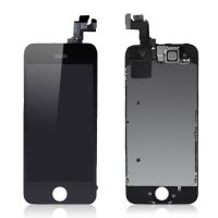 iphone 5S / SE  LCD and Digitizer Touch Screen Assembly (Refurbished) – Black