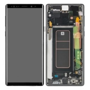 Samsung Galaxy Note 9 N960 Service Pack LCD Display Midnight Black