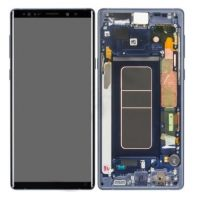 Galaxy Note 9 (N960) LCD and Digitiser Touch Screen Assembly (Service Pack) – Blue