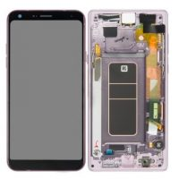 Galaxy Note 9 (N960) LCD and Digitiser Touch Screen Assembly (Service Pack) – Purple