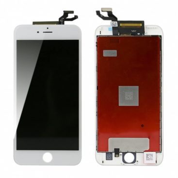 iPhone 6S Plus 5.5″ LCD and Digitizer Touch Screen Assembly (Refurbished) – White