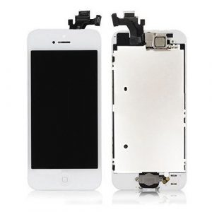 iphone 5S / SE  LCD and Digitizer Touch Screen Assembly (Refurbished) – White