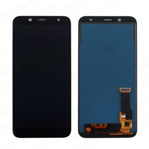 Galaxy J8 (J810) LCD & Display Assembly (Service Pack) – Black