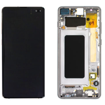 Samsung Galaxy S10 G973 Service Pack LCD Display Canary Yellow
