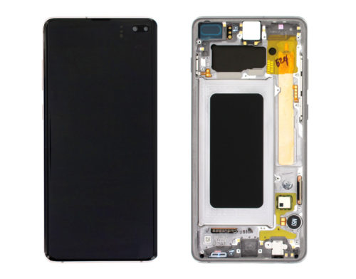 samsung-g973f-galaxy-s10-lcd-display-module-prism yellow