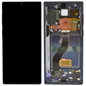 Galaxy Note 10 Plus (N975) LCD and Digitiser Touch Screen Assembly (Service Pack) – Black