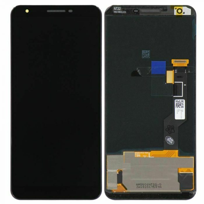 Pixel 3A LCD & Digitiser Touch Screen Assembly