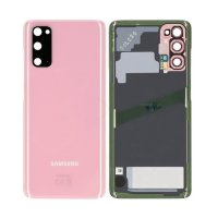 Galaxy S20 G980 Back / Battery Cover (Service Pack) Pink
