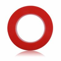 Double Sided Red Tape : 10mm