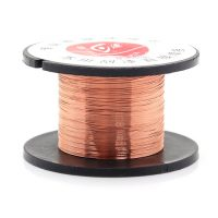 Enameled Copper Jumper Wire: 200m x 1mm