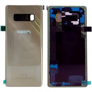 Samsung SM-N950F Galaxy Note 8 Back / Battery Cover -Gold