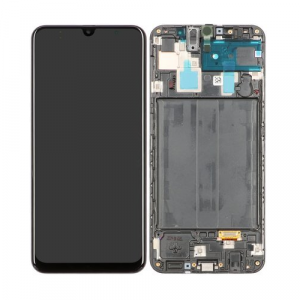 Galaxy A30 (A305) LCD and Digitiser Touch Screen Assembly (Service Pack)