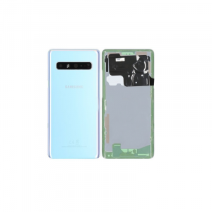 Samsung SM-G977F Galaxy S10 (5G) Back / Battery Cover -Crown Silver