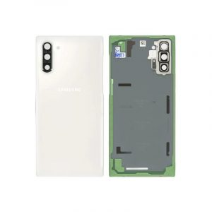 Samsung SM-N970F Galaxy Note 10 Back / Battery Cover -Aura White