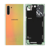 Samsung SM-N970F Galaxy Note 10 Back / Battery Cover -Aura Glow /Silver