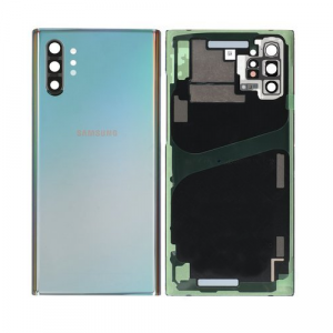 Samsung SM-N975F Galaxy Note 10 Plus Back / Battery Cover -Aura Glow /Silver