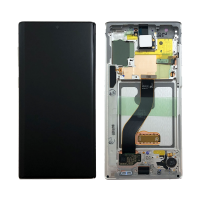 Galaxy Note 10 (N970) LCD and Digitiser Touch Screen Assembly (Service Pack) – Aura Glow