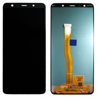 Galaxy A7 2018 (A750) LCD and Digitiser Touch Screen Assembly (Service Pack) – Black