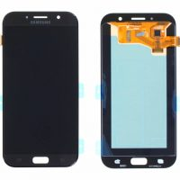 Galaxy A7 2017 (A720) LCD Assembly Black