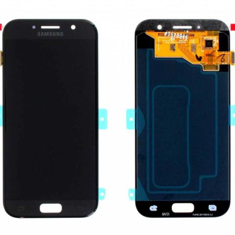 Galaxy A5 2017 (A520) LCD and Digitizer Touch Screen Assembly – Black