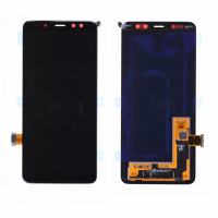 Galaxy A8 (A530) LCD and Digitizer Touch Screen Assembly – Black