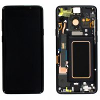 Galaxy S9 Plus (G965F) LCD and Digitiser Touch Screen Assembly (Service Pack) – Black