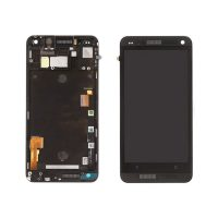 HTC One M7 LCD and Digitizer Touch Screen Assembly – Black