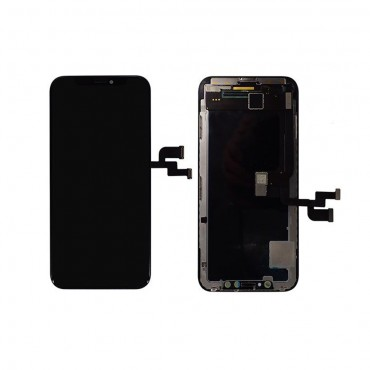 iPhone X LCD and Digitizer Touch Screen Assembly (AAA Quality) – Black