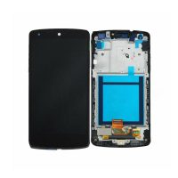 LG Nexus 5 LCD and Digitizer Touch Screen Assembly W/F – Black