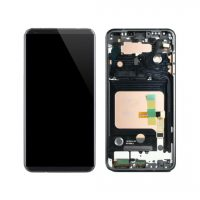 LG V30 LCD and Digitizer Touch Screen Assembly – Black
