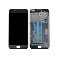 Oppo R9S Plus LCD and Digitizer Touch Screen Assembly – Black
