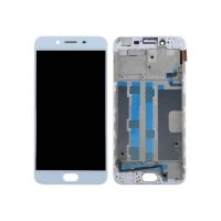 Oppo R9S Plus LCD and Digitizer Touch Screen Assembly – White
