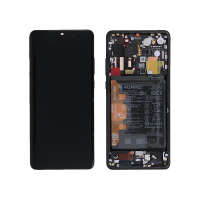 Huawei P30 Pro LCD Digitizer Assembly (Service Pack) – Black