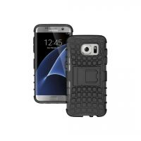 Rugged Protective Phone Case for S7 – Black