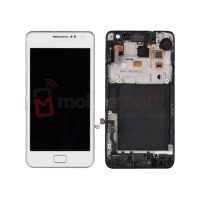 Samsung Galaxy S2 LCD and Digitizer Touch Screen Assembly – White