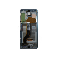 Galaxy S20 Plus G985 / S20 Plus 5G 986 LCD and Digitizer Touch Screen Assembly (Service Pack) Blue