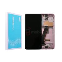 Galaxy S20 G980 / S20 5G G981 LCD and Digitizer Touch Screen Assembly (Service Pack) Grey