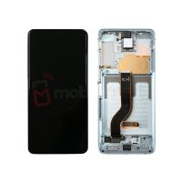 Galaxy S20 Plus G985 / S20 Plus 5G G986 LCD and Digitizer Touch Screen Assembly (Service Pack) Grey