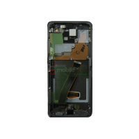 Galaxy S20 Ultra 5G G988 LCD and Digitizer Touch Screen Assembly (Service Pack) Grey